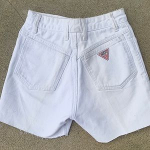 Altered Guess Shorts - White